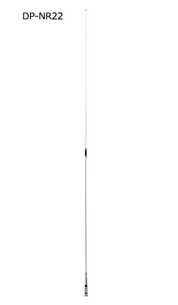 第一電波工業(DIAMOND) モービル用アンテナ DP-NR22L (新商品名:NR22L)