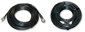 第一電波工業(DIAMOND) 5DF25MB(5DFB25M)(5D-FB 25M) 固定局用同軸ケーブルセット 片側脱着式(RoHS対応)