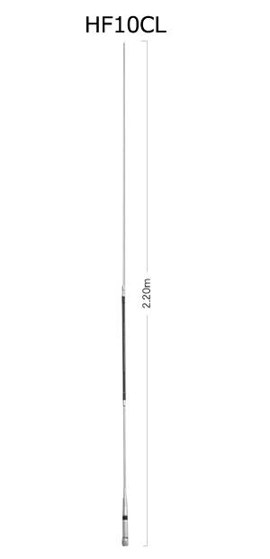 第一電波工業(DIAMOND) HF10CL(HF-10-CL)(HF10-CL)