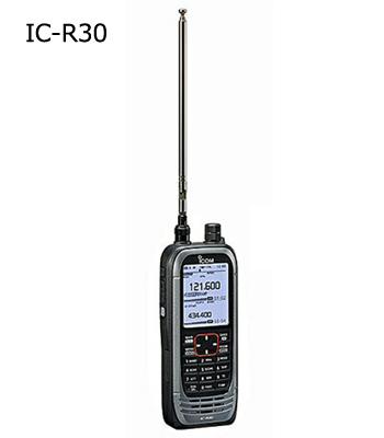 【送料無料】ICOM(アイコム) IC-R30(IC-R-30)(ICR30)