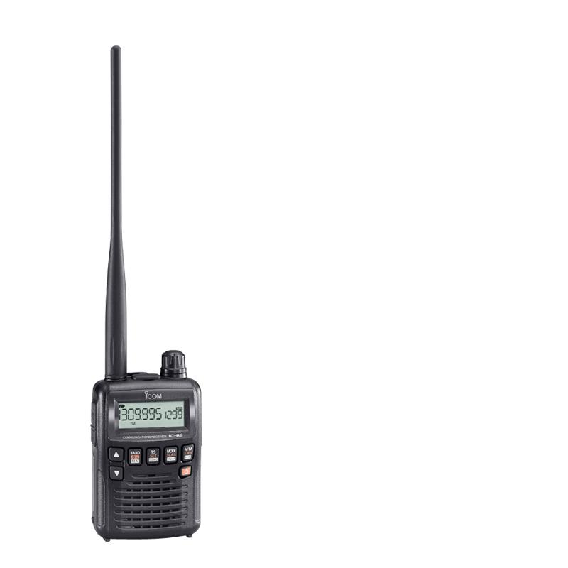 【オリジナルケースのおまけ付き!】広帯域受信機 ICOM(アイコム) IC-R6 + 当店オリジナルケース