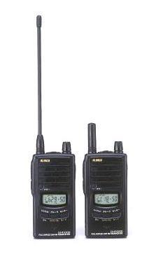 47ch 中継対応 防浸型 特定小電力トランシーバー&レピーター ALINCO(アルインコ) DJ-R100D(L/S)