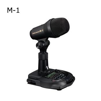 【送料無料】YAESU(スタンダード・ヤエス) M-1