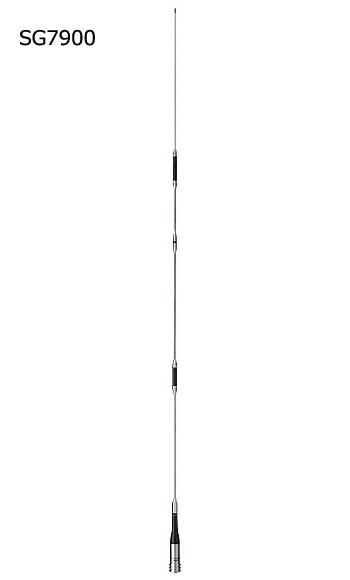第一電波工業(DIAMOND) 144/430MHz帯高利得2バンドモービルアンテナ(レピーター対応型) D☆STAR対応 SG7900