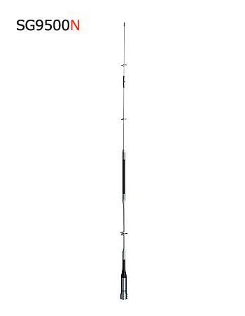 第一電波工業(DIAMOND) 144/430/1200MHz帯高利得3バンドモービルアンテナ(レピーター対応型) D☆STAR対応 SG9500N