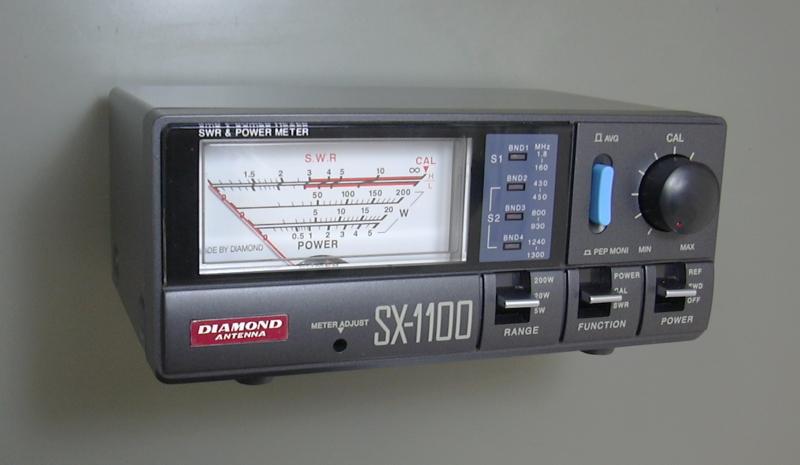 第一電波工業(DIAMOND) SX-1100(SX1100)