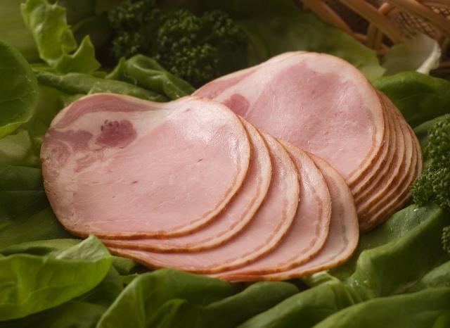 2020春夏新作 厳選した上質の豚ロースを使用した最高級品 2003年ズーファ金賞受賞 100gパック ロースハム お中元
