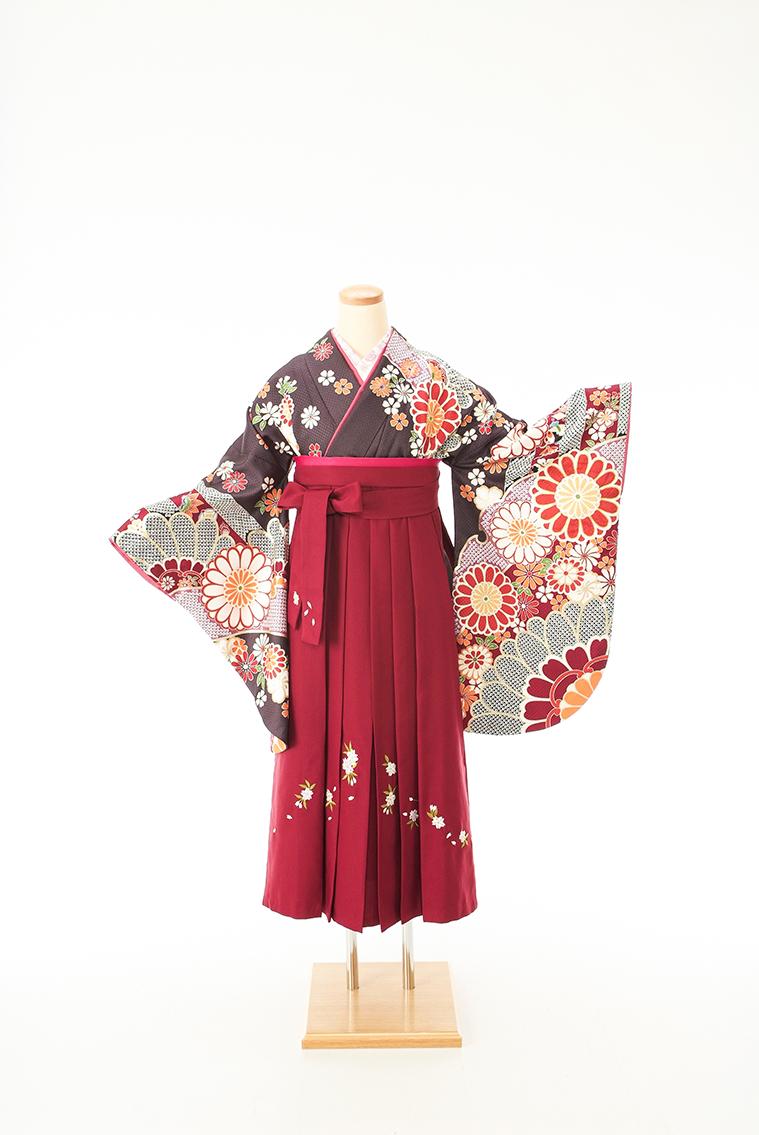 卒業袴 No.103 山本美月プロデュースモデル