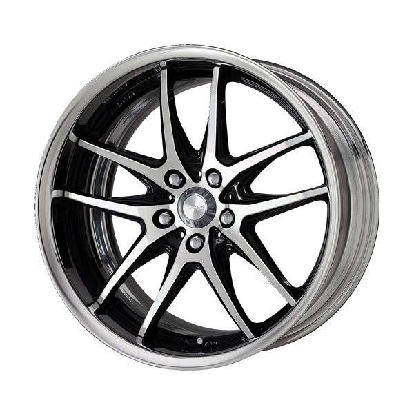 タイヤ ホイール 4本セット 205/40R17 ワーク XSA04C 6.50-17 100-4H 特選輸入タイヤ ヴィッツ ノート フィット アクア 他 BP