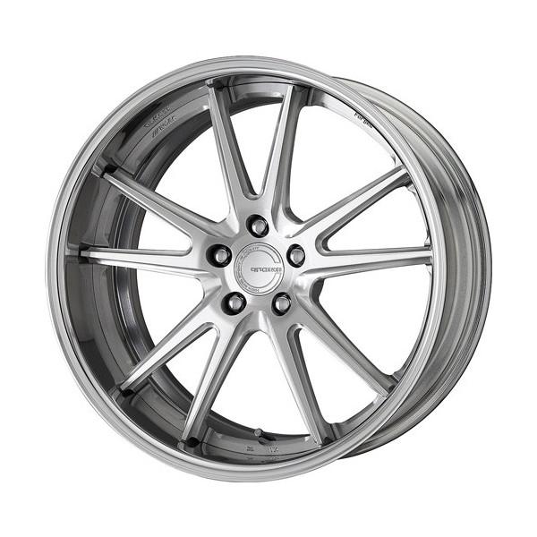 タイヤ ホイール 4本セット 245/35R20 ワーク グノーシス FCV04 8.50-20/9.50-20 114.3-5H 特選輸入タイヤ ヴェルファイア マジェスタ フーガ BRU