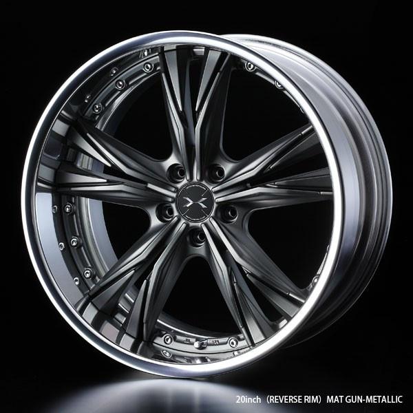タイヤ ホイール 4本セット 245/35R20 ウェッズ マーベリック 605S 8.50-20/9.50-20 114.3-5H 特選輸入タイヤ レクサスGS フーガ クラウン MGM/P Rリム