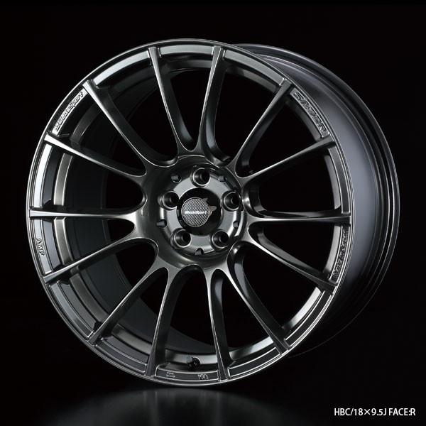 タイヤ ホイール 4本セット 265/35R18 ウェッズ ウェッズスポーツ SA72R 9.50-18 114.3-5H グッドイヤー イーグルレブスペック RS-02 スカイライン GT-R HBC