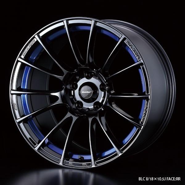 タイヤ ホイール 4本セット 235/40R18 ウェッズ ウェッズスポーツ SA72/R 8.50-18 114.3-5H グッドイヤー イーグルレブスペック RS02 ランエボ RX8 BLC2