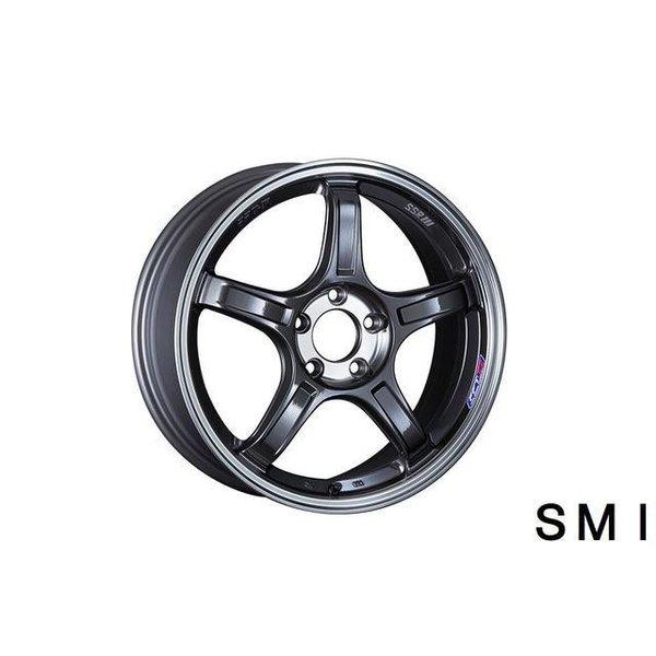タイヤ ホイール4本セット 225 45R18 SSR GTX03 マシンドグラファイトGMスモーククリア 114.3-5H V701 定価の67%OFF 8.00-18 アドバンFLEVA ヨコハマ 乗用車 スーパーセール RX-8