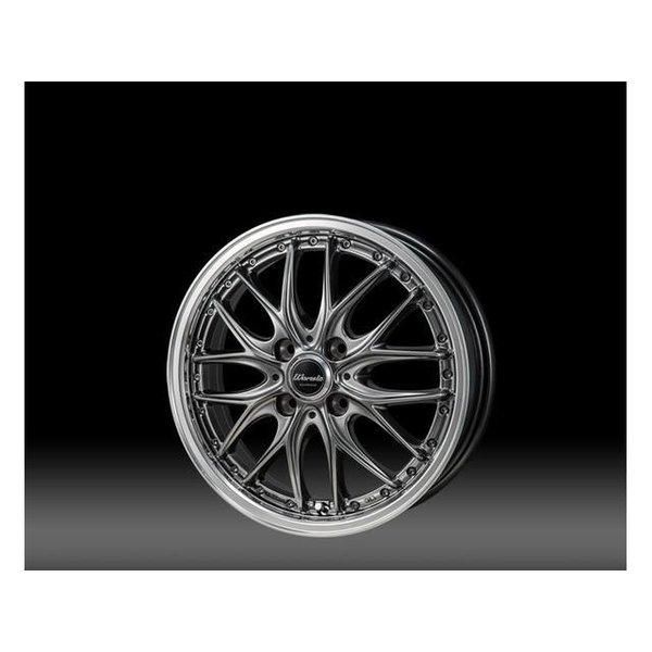 タイヤ・ホイールセット 165/45R16 モンツァ ワーウィック ディープランド 5.00-16 100-4H TOYO ナノエナジー3 スズキ スペーシア 軽自動車 16インチ 165/45R16