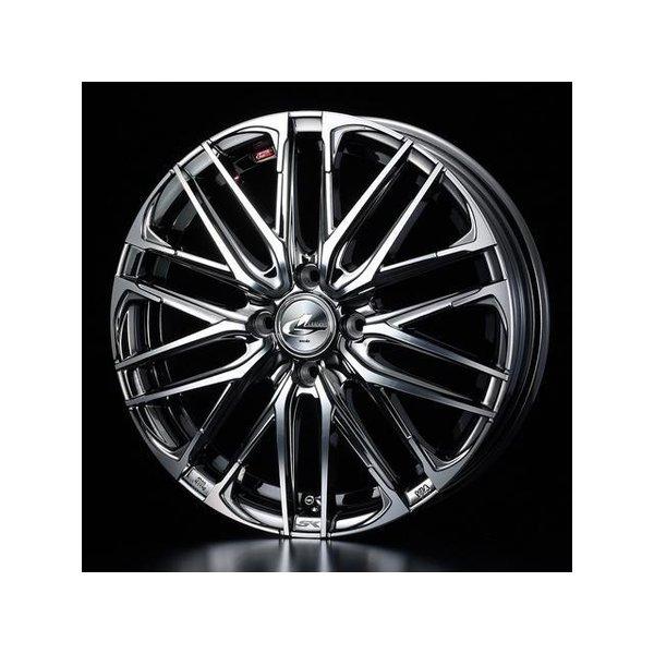 2018新作 タイヤ・ホイールセット 165/55R15 weds LeonisSK ウェッズ レオニスSK BMCMC 4.50-15 100-4H 特選輸入タイヤ ミラ