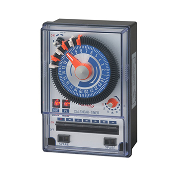 週間タイマー スナオ電気 ET-200P 送料無料