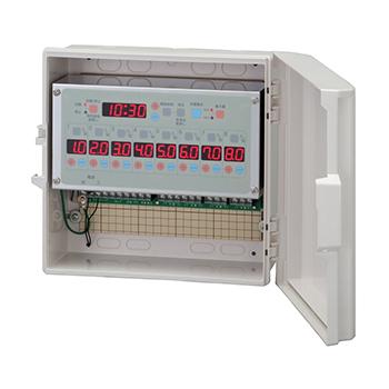 スナオタイマー オートレイン 自動かん水タイマー スナオ電気 FV803-AC24 送料無料
