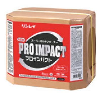 洗剤 【リンレイ 多目的洗剤 NEWプロインパクト 18L】 /【業務用】【グループA】