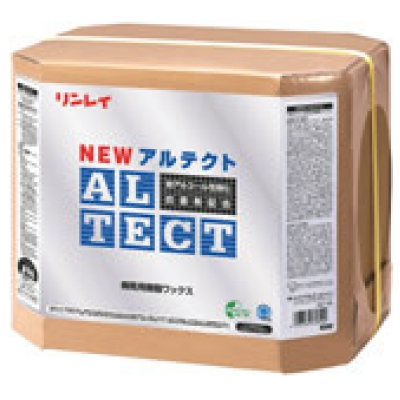 ワックス 【リンレイ 病院用樹脂ワックス NEWアルテクト 18L】 /【業務用】【送料無料】