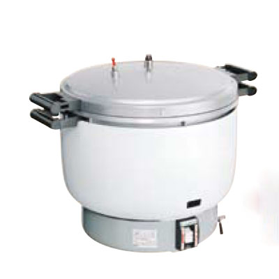 【業務用】【送料別】ガス炊飯器 ガス圧力式無浸漬炊飯器 無浸炊 GPC-40 13A