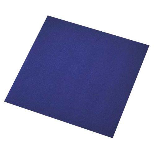 デュニリンナフキン 4ツ折40cm角(720枚)デュニソフトダークブルー(117276)/業務用/新品/送料無料
