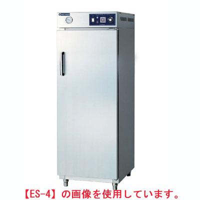 ニチワ 食器消毒保管機(電気式) ESD-4(旧型式:ES-4) 幅500×奥行600×高さ1400mm 【送料無料】【業務用】