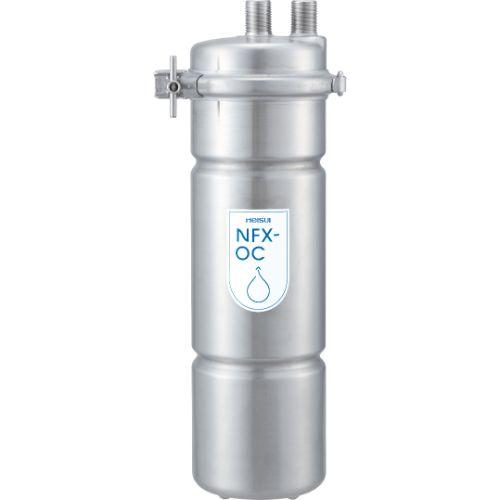 衛生用品 浄水器 軟水器 送料無料 業務用 アウトレットセール 特集 メイスイ 本体+カートリッジ I形 NFX-OC 新品 海外限定 直径104×高さ384