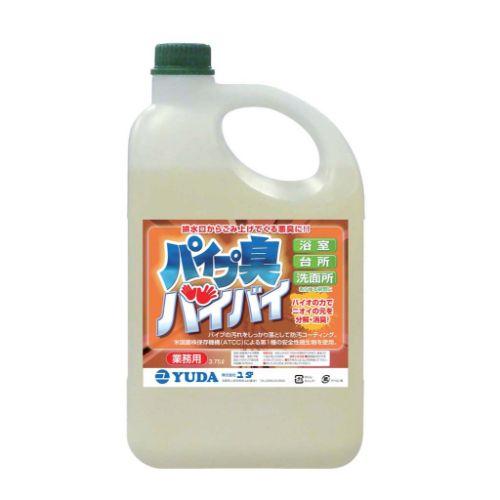 【業務用 消臭剤 パイプ臭バイバイ 3.75L】【業務用】【グループA】