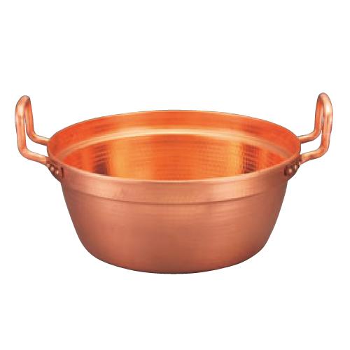 EBM 銅 段付鍋 錫引きなし 30cm/業務用/新品