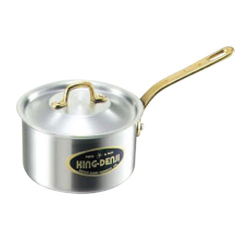 キングデンジ 深型片手鍋(目盛付)21cm/業務用/新品