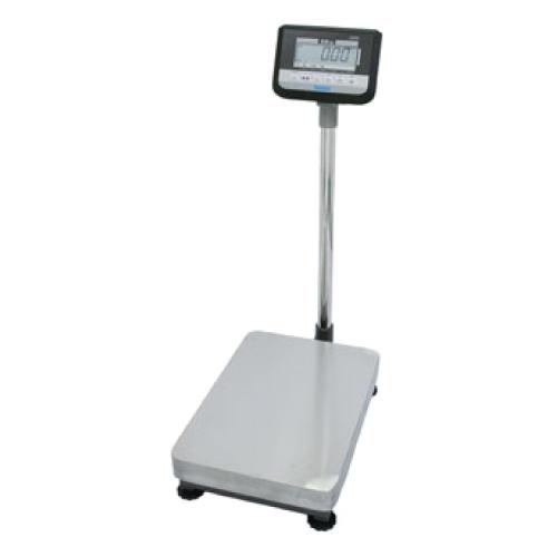 マト デジタル台はかり DP-6900N-120kg 検定無 幅354×奥行634×高さ784~804(mm)/業務用/新品/送料無料 /テンポス