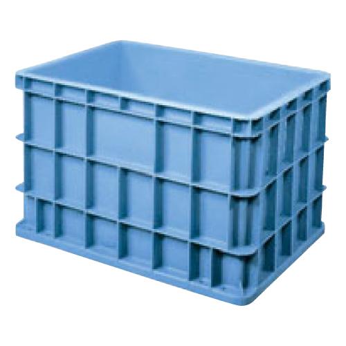 セキスイ ボックスコンテナー S-200 ブルー 幅820×奥行595×高さ685(mm)/業務用/新品/送料無料 /テンポス