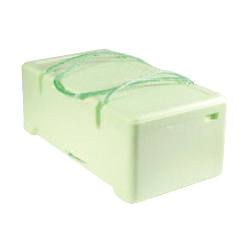 セキスイ フレッシュキーパー FB-12(18個入)グリーン 幅478×奥行248×高さ185(mm)/業務用/新品