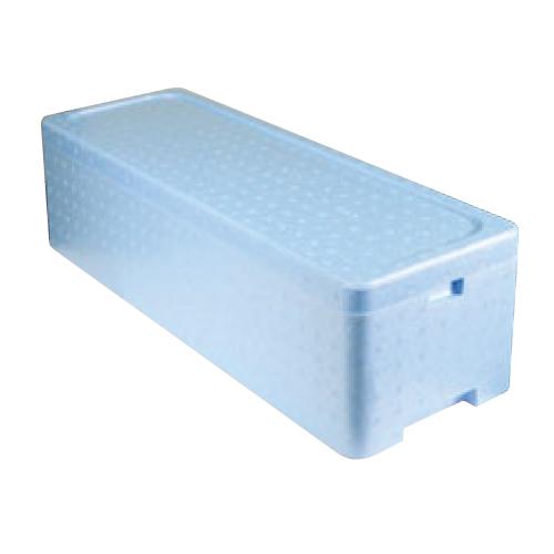 【セキスイ フレッシュキーパー YS-100S(12個入)ブルー】 幅765×奥行245×高さ207(mm)/業務用/グループA