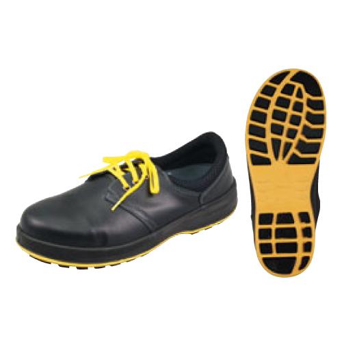 シモン 静電靴 WS11 黒 24.5cm/業務用/新品