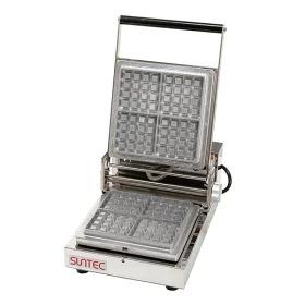 マルチベーカー MAX-1 ワッフル丸型1個取 MAX-1-WFR0101 幅270×奥行455×高さ195(mm)/業務用/新品/送料無料