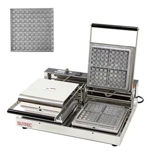 マルチベーカー MAX-2 クロワッサンワッフル MAX-2-CWF0101 幅540×奥行455×高さ195(mm)/業務用/新品/送料無料