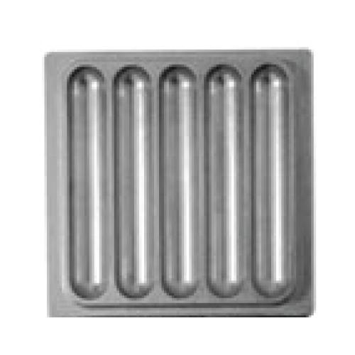 マルチベーカー MAX用プレート チェルキーバー(上・下)セット CBA0501 /業務用/新品/送料無料