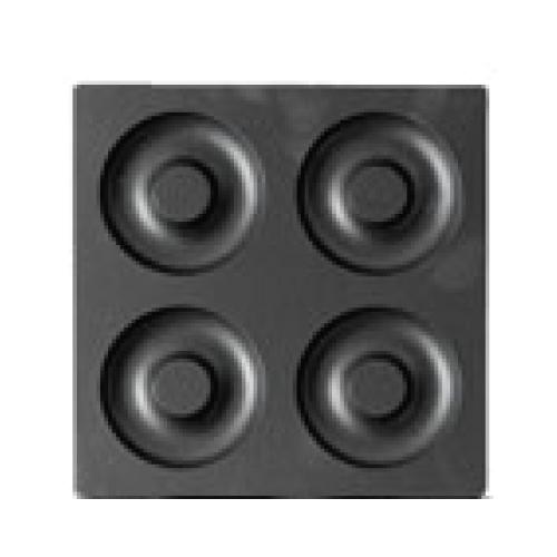 マルチベーカー MAX用プレート ベイクドドーナツ(上・下)セット BSA0401 /業務用/新品/送料無料
