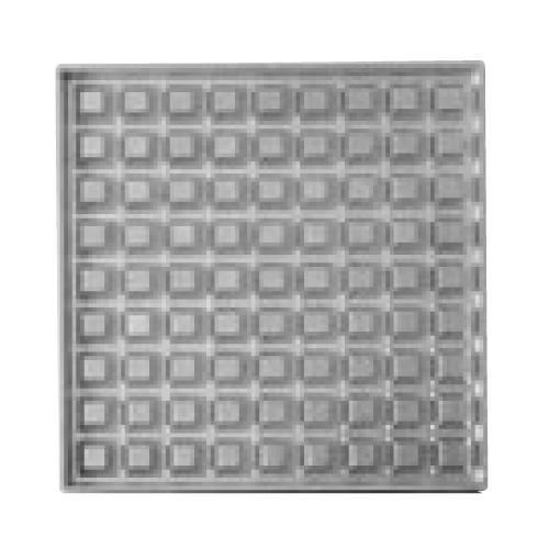 マルチベーカー MAX用プレート クロワッサンワッフル(上・下)セット CWF0101 /業務用/新品/送料無料