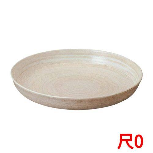 【アルミ 電磁用 深型ドラ鉢(白刷毛目)尺0】 高さ85(mm)/業務用/グループA