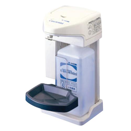 【アルコール消毒器 て・きれいきMINI TEK-M1B】 幅153×奥行173×高さ297(mm)/業務用/グループA