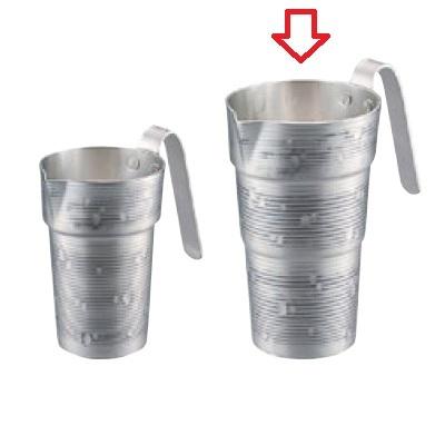 酒器 ちろり 純銅チロリ(酒タンポ/錫被)雪月花 2合 CF-32-1SN