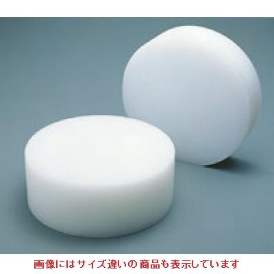 まな板 【K型 プラスチック 中華マナ板 中 φ400×H150】 直径:400、厚さ:150 【業務用】【送料別】