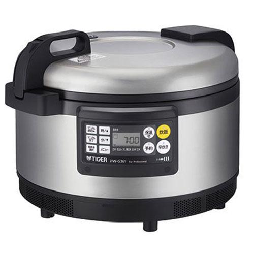 【業務用】IHジャー炊飯器 2升炊 3.6リットル 単相200V【JIW-G361】【タイガー】【送料無料】