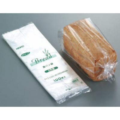 使い捨て パン袋 【PP食パン袋(100枚入)3斤用】 幅:125、長さ:600 10入【業務用】【グループT】