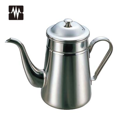 コーヒーポット #16 3000cc 細口 電磁対応 【業務用】【グループA】