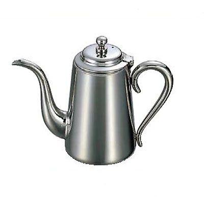 コーヒーポット 5人用 M型 18ー8 UK/業務用/新品