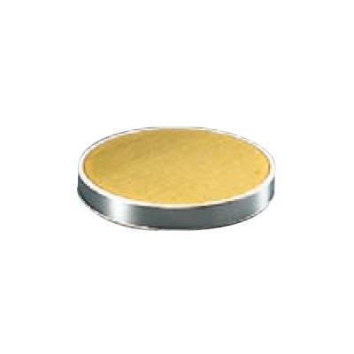 EBM ゴム付ステン枠 裏漉 替アミ 真鍮張 荒目 33cm/業務用/新品